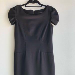 Cynthia Steffe black dress